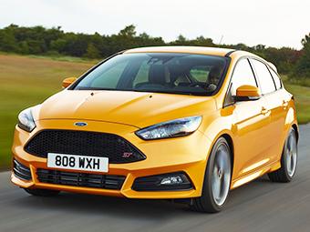Ford оснастит Focus ST «роботом» с двумя сцеплениями