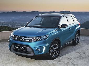 Suzuki Vitara доберется до России в августе
