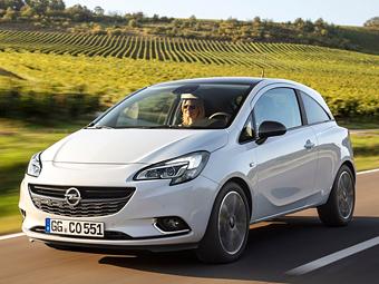 Opel сделал хэтчбек Corsa «эко-чемпионом»