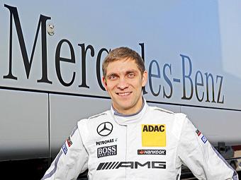 Виталий Петров лишился места в чемпионате DTM