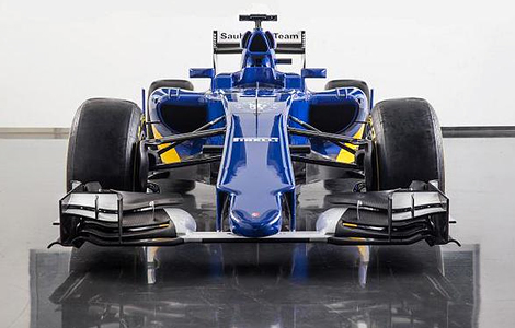 Представлен болид Формулы-1 на сезон 2015 года