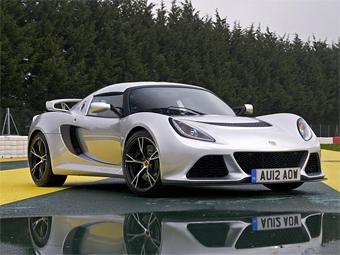 Спорткар Lotus Exige S получил «автомат»