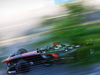 Москва начала подготовку к этапу Формулы-Е
