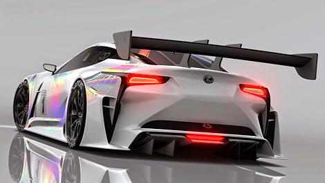 Компания посвятила концепт-кар японскому чемпионату Super GT. Фото 1