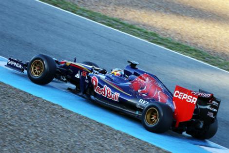 Представлены новые машины Red Bull и Toro Rosso