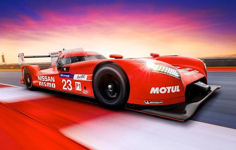 Представлен спортпрототип GT-R LM Nismo