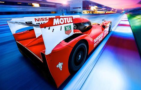 Представлен спортпрототип GT-R LM Nismo. Фото 2