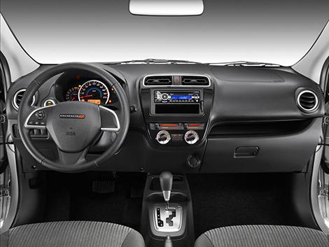 Новый Dodge Attitude стал копией Mitsubishi Attrage