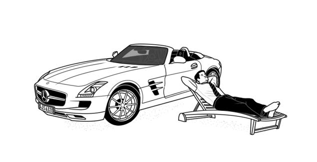 Запрет на черные машины и другие странные автомобильные законы мира. Фото 4