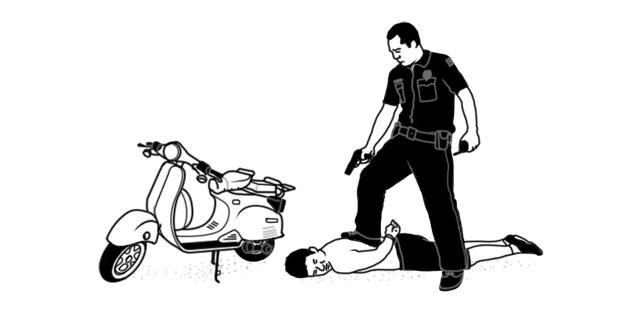 Запрет на черные машины и другие странные автомобильные законы мира. Фото 16
