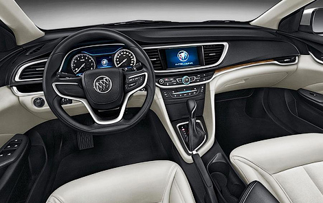Buick Excelle GT получил новую заднюю подвеску и гамму моторов