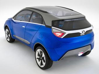 Tata создаст глобальный «мини-Land Rover Evoque»