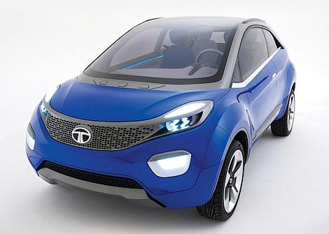 В 2015 году индийская компания выпустит новую модель. Фото 1