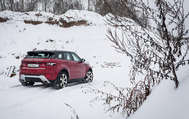 Длительный тест Range Rover Evoque: первые впечатления