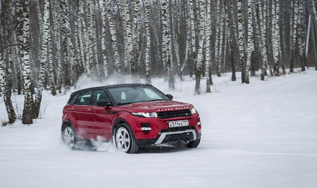 Длительный тест Range Rover Evoque: первые впечатления. Фото 3