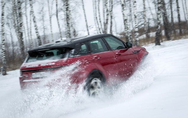 Длительный тест Range Rover Evoque: первые впечатления. Фото 4