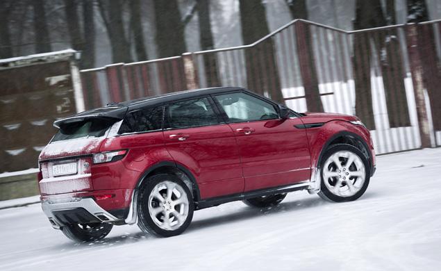 Длительный тест Range Rover Evoque: первые впечатления. Фото 5