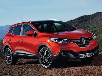 Компания Renault представила конкурента «Кашкаю»