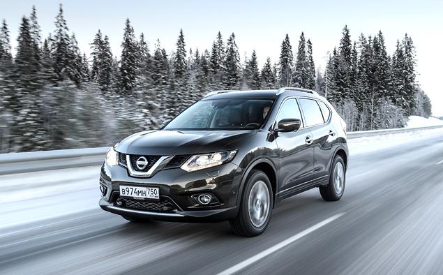 В огонь и снег вместе с новым Nissan X-Trail
