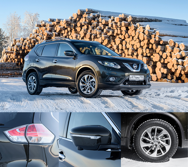 В огонь и снег вместе с новым Nissan X-Trail. Фото 1