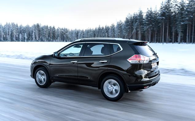 В огонь и снег вместе с новым Nissan X-Trail. Фото 4