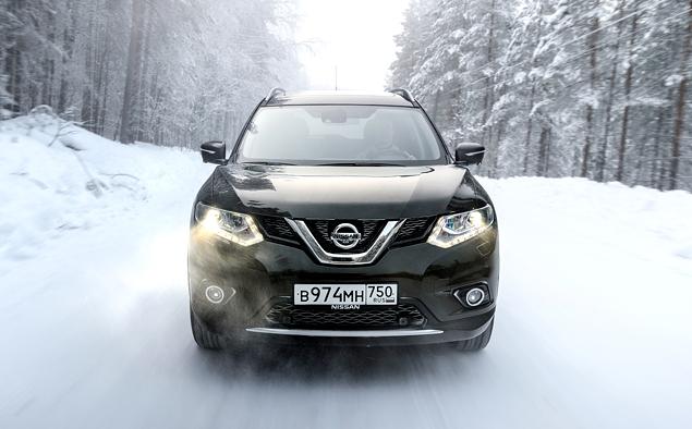 В огонь и снег вместе с новым Nissan X-Trail. Фото 5
