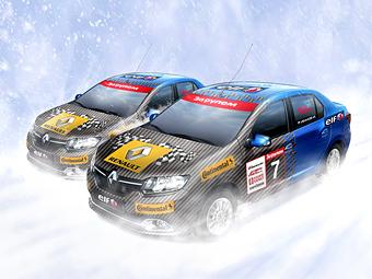 Renault подготовила новый Logan к российской Гонке звезд