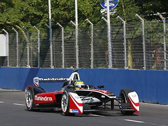 Стала известна дата первой российской гонки Формулы-E