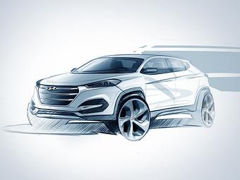 Hyundai вернет в Европу кроссовер Tucson