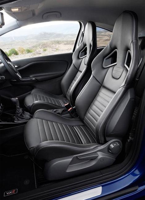 Рассекречена OPC-модификация хэтчбека Corsa нового поколения. Фото 1