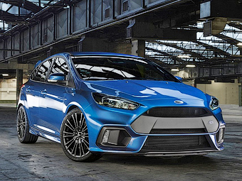 Новый Ford Focus RS получил полный привод