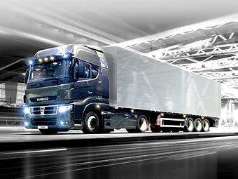 «КАМАЗ» разработает грузовик-беспилотник