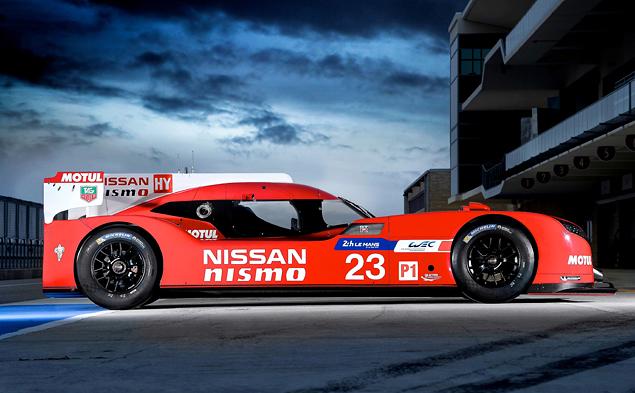 Как устроен гоночный  Nissan с передним приводом. Фото 3