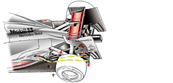 Как устроен гоночный  Nissan с передним приводом. Фото 8