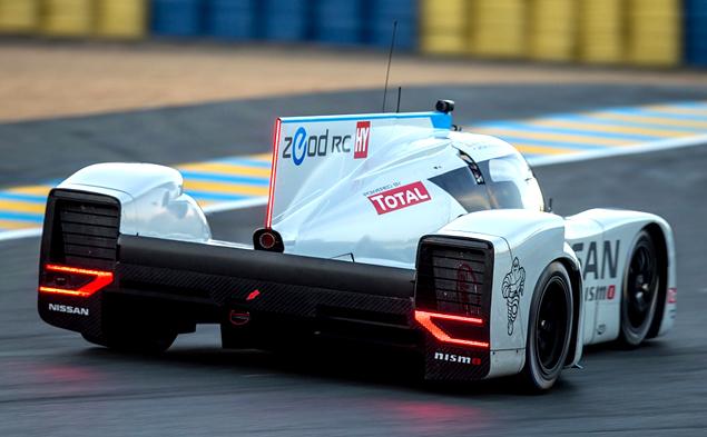 Как устроен гоночный  Nissan с передним приводом. Фото 25