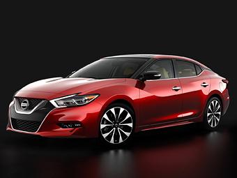 Nissan назвал новую Maxima «четырехдверным спорткаром»