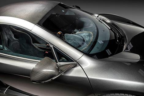 Подразделение MSO представило карбоновый суперкар 650S
