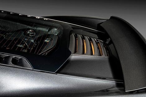 Подразделение MSO представило карбоновый суперкар 650S. Фото 1