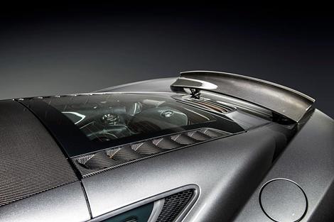 Подразделение MSO представило карбоновый суперкар 650S. Фото 3