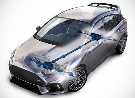 Ford расширит число полноприводных моделей