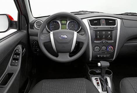 В России начали принимать заказы на пятидверный Datsun. Фото 1
