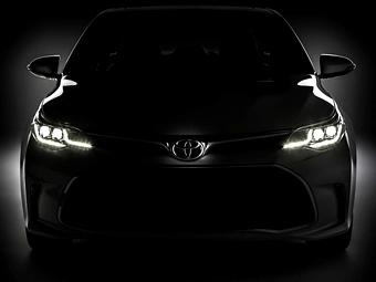 Toyota обновит большой седан Avalon