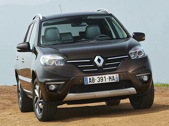 Новый Renault Koleos станет пятиметровым вседорожником