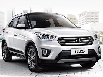 Hyundai наладит в России сборку маленького кроссовера