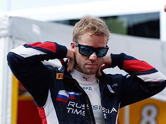 Российская команда WEC наняла вице-чемпиона GP2