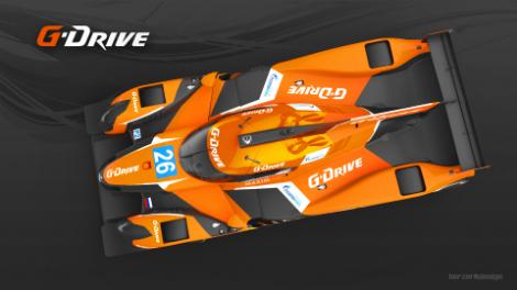 Назван состав G-Drive Racing на чемпионат мира по гонкам на выносливость