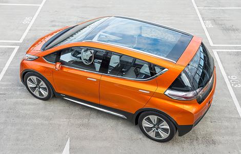 Электромобиль дешевле 30 тысяч долларов встанет на конвейер в 2016 году. Фото 1