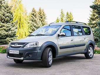 Вседорожный универсал Lada подорожал до начала продаж