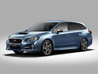 В Женеве дебютируют три новинки Subaru