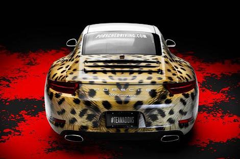 Спецверсию Porsche 911 выпустят тиражом в три экземпляра. Фото 1